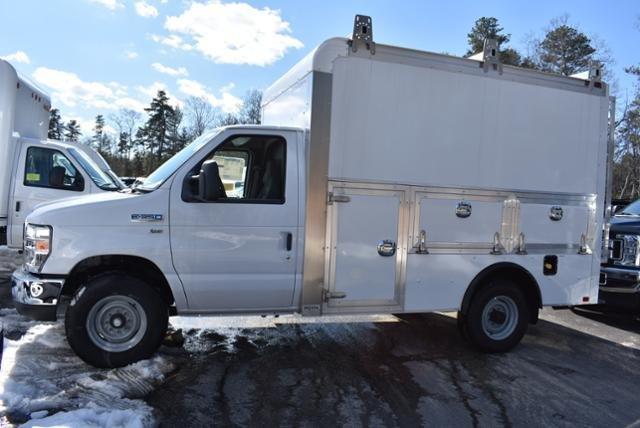 2019 E-350 4x2,  Dejana Truck & Utility Equipment DuraCube Max Service Utility Van #N8114 - photo 4