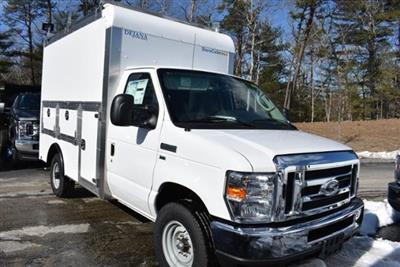 2019 E-350 4x2,  Dejana Truck & Utility Equipment DuraCube Max Service Utility Van #N8114 - photo 1