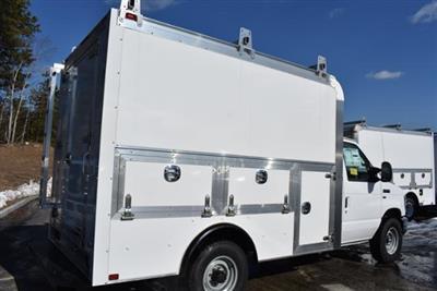 2019 E-350 4x2,  Dejana Truck & Utility Equipment DuraCube Max Service Utility Van #N8114 - photo 2