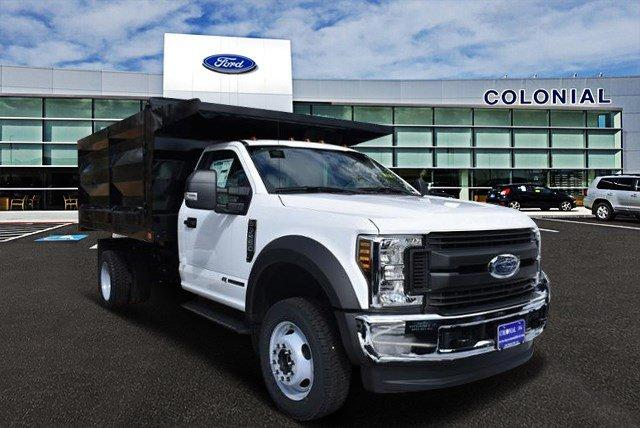 2019 F-550 Regular Cab DRW 4x4, Rugby Landscape Dump #N8123 - photo 2