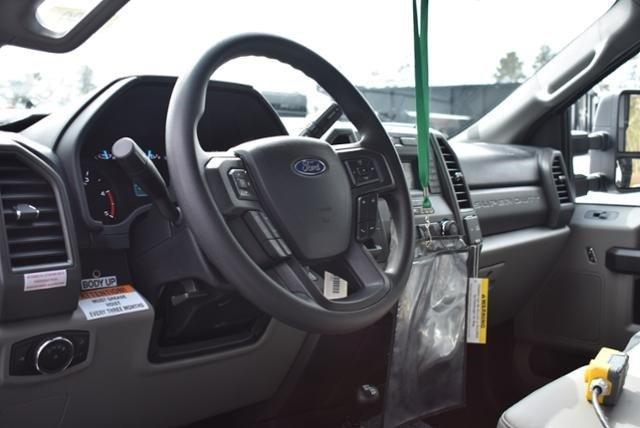 2019 F-550 Regular Cab DRW 4x4, Rugby Landscape Dump #N8123 - photo 7