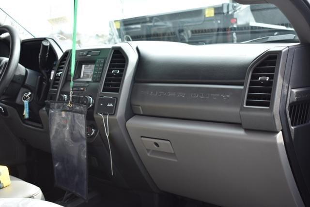 2019 Ford F-550 Regular Cab DRW 4x4, Rugby Landscape Dump #N8123 - photo 11