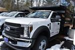 2019 F-550 Regular Cab DRW 4x4, Rugby Landscape Dump #N8123 - photo 7