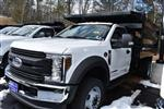2019 F-550 Regular Cab DRW 4x4,  Rugby Landscape Dump #N8123 - photo 5
