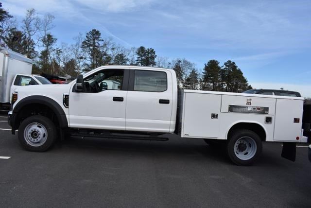 2019 F-450 Crew Cab DRW 4x4,  Reading Classic II Aluminum  Service Body #N8126 - photo 5