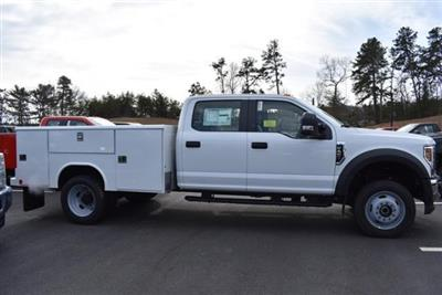 2019 F-450 Crew Cab DRW 4x4,  Reading Classic II Aluminum  Service Body #N8126 - photo 3