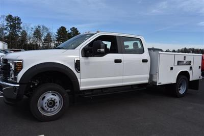 2019 F-450 Crew Cab DRW 4x4,  Reading Classic II Aluminum  Service Body #N8126 - photo 7
