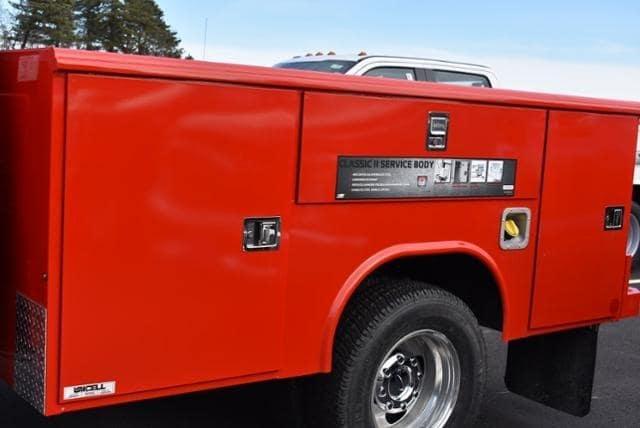 2019 F-350 Super Cab DRW 4x4,  Reading Classic II Steel Service Body #N8128 - photo 6