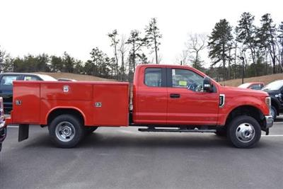 2019 F-350 Super Cab DRW 4x4,  Reading Classic II Steel Service Body #N8128 - photo 2
