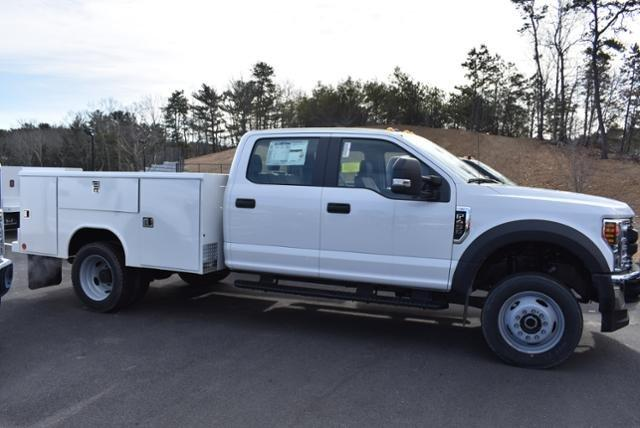 2019 F-450 Crew Cab DRW 4x4,  Reading Classic II Steel Service Body #N8166 - photo 4