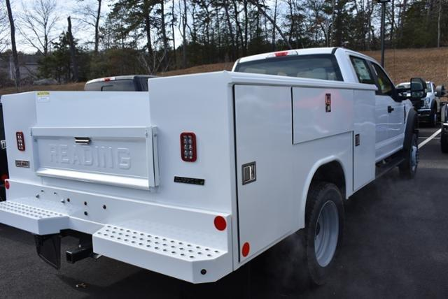 2019 F-450 Crew Cab DRW 4x4,  Reading Classic II Steel Service Body #N8166 - photo 2