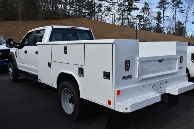 2019 F-450 Crew Cab DRW 4x4,  Reading Classic II Steel Service Body #N8166 - photo 5