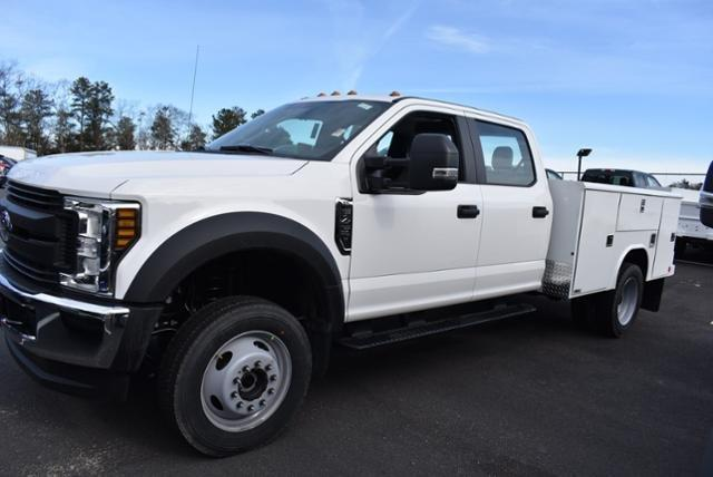 2019 F-450 Crew Cab DRW 4x4,  Reading Classic II Steel Service Body #N8166 - photo 6