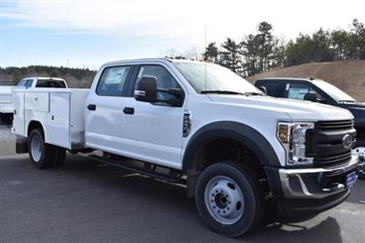2019 F-450 Crew Cab DRW 4x4,  Reading Classic II Steel Service Body #N8166 - photo 3