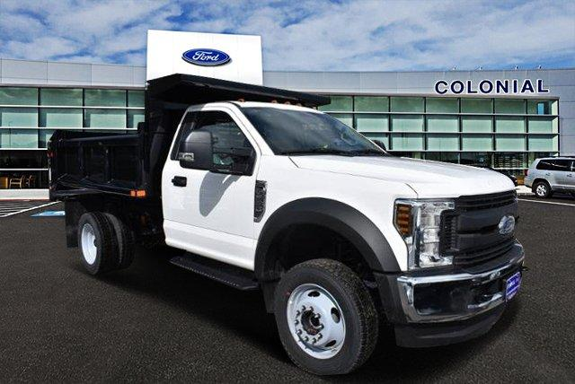 2019 F-550 Regular Cab DRW 4x4,  Landscape Dump #N8177 - photo 1