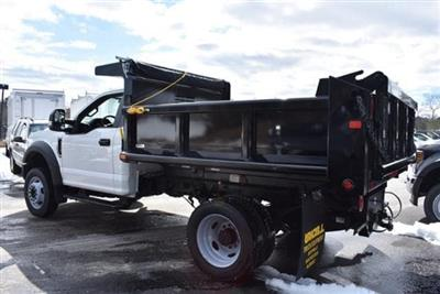 2019 F-550 Regular Cab DRW 4x4,  Air-Flo Pro-Class Dump Body #N8177 - photo 4