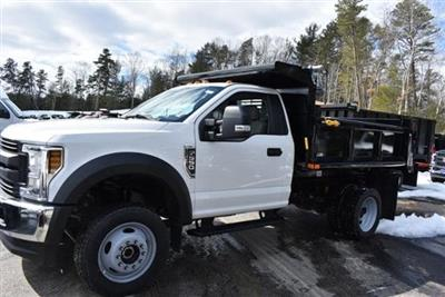 2019 F-550 Regular Cab DRW 4x4,  Air-Flo Pro-Class Dump Body #N8177 - photo 5