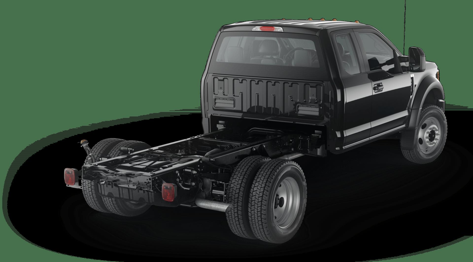 2019 F-550 Super Cab DRW 4x4,  Cab Chassis #N8184 - photo 3