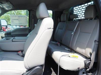 2019 F-550 Super Cab DRW 4x4, Super Hauler Dump Body #N8184 - photo 6