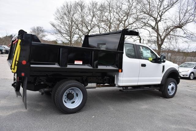 2019 Ford F-550 Super Cab DRW 4x4, Iroquois Dump Body #N8185 - photo 1