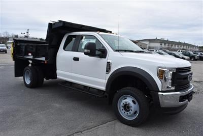 2019 F-550 Super Cab DRW 4x4,  Iroquois Brave Series Steel Dump Body #N8185 - photo 3