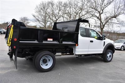 2019 F-550 Super Cab DRW 4x4,  Iroquois Brave Series Steel Dump Body #N8185 - photo 2