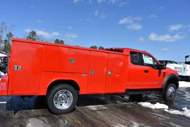 2019 F-550 Super Cab DRW 4x4,  Reading Classic II Aluminum  Service Body #N8186 - photo 2
