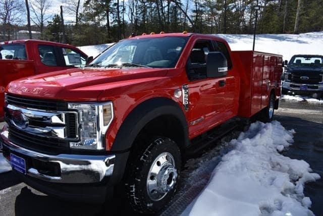 2019 F-550 Super Cab DRW 4x4,  Reading Classic II Aluminum  Service Body #N8186 - photo 5
