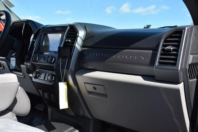 2019 F-550 Super Cab DRW 4x4,  Reading Classic II Aluminum  Service Body #N8186 - photo 10