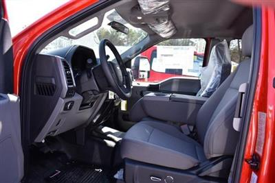 2019 F-550 Super Cab DRW 4x4,  Reading Service Body #N8186 - photo 6