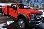 2019 F-550 Super Cab DRW 4x4,  Reading Classic II Aluminum  Service Body #N8186 - photo 3