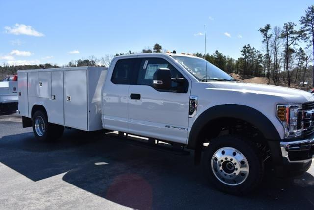 2019 F-550 Super Cab DRW 4x4,  Reading Service Body #N8187 - photo 1
