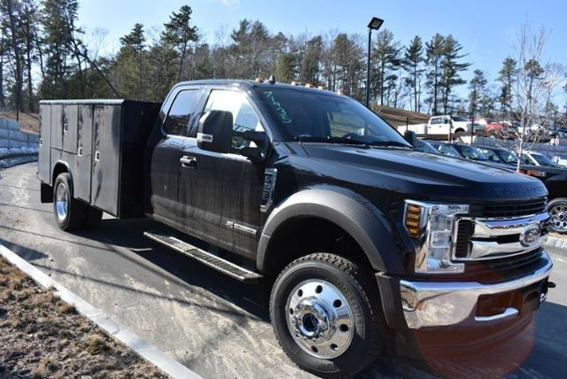 2019 F-550 Super Cab DRW 4x4,  Reading Service Body #N8188 - photo 5