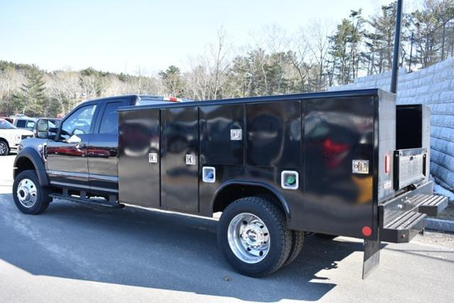 2019 F-550 Super Cab DRW 4x4,  Reading Service Body #N8188 - photo 4