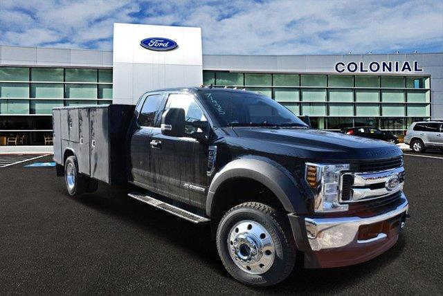 2019 F-550 Super Cab DRW 4x4,  Reading Service Body #N8188 - photo 1