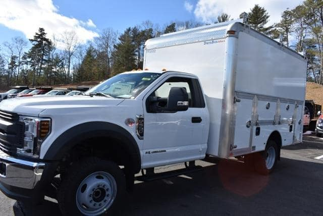 2019 F-550 Regular Cab DRW 4x4,  Dejana DuraCube Max Service Body #N8191 - photo 5