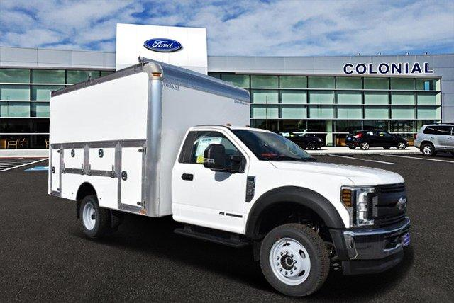 2019 F-550 Regular Cab DRW 4x4,  Dejana Truck & Utility Equipment DuraCube Max Service Body #N8191 - photo 1