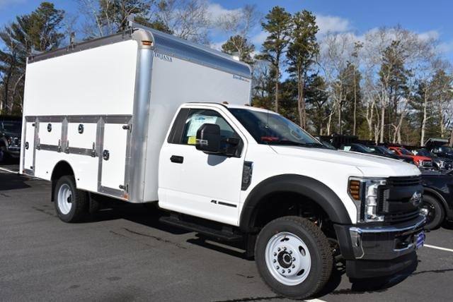 2019 F-550 Regular Cab DRW 4x4,  Dejana Truck & Utility Equipment DuraCube Max Service Body #N8191 - photo 3