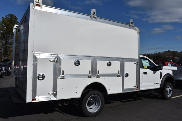 2019 F-550 Regular Cab DRW 4x4,  Dejana Truck & Utility Equipment DuraCube Max Service Body #N8191 - photo 2