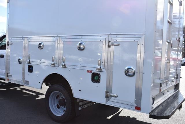 2019 F-550 Regular Cab DRW 4x4,  Dejana Truck & Utility Equipment DuraCube Max Service Body #N8191 - photo 8