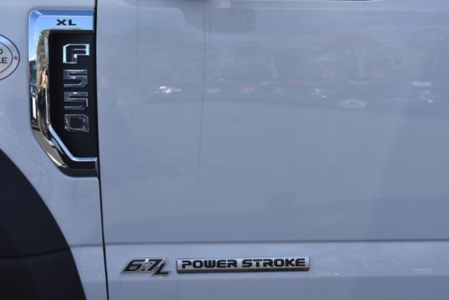 2019 F-550 Regular Cab DRW 4x4,  Dejana Truck & Utility Equipment DuraCube Max Service Body #N8191 - photo 9
