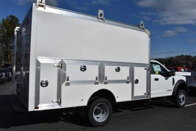 2019 F-550 Regular Cab DRW 4x4, Dejana DuraCube Max Service Body #N8191 - photo 2