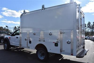2019 F-550 Regular Cab DRW 4x4,  Dejana Truck & Utility Equipment DuraCube Max Service Body #N8191 - photo 4