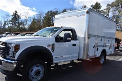 2019 F-550 Regular Cab DRW 4x4,  Dejana Truck & Utility Equipment DuraCube Max Service Body #N8191 - photo 5