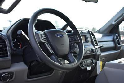 2019 F-550 Regular Cab DRW 4x4,  Dejana Truck & Utility Equipment DuraCube Max Service Body #N8191 - photo 11