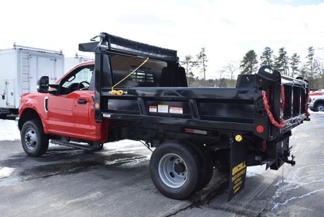 2019 F-350 Regular Cab DRW 4x4,  Dump Body #N8192 - photo 4