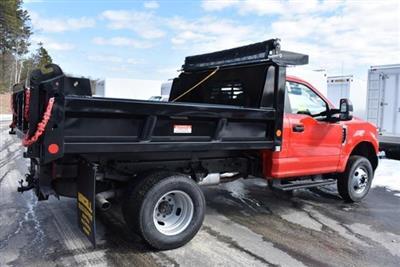 2019 F-350 Regular Cab DRW 4x4,  Dump Body #N8192 - photo 2