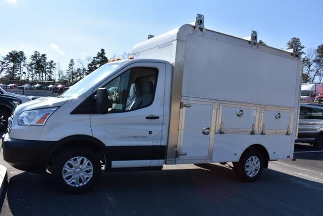 2019 Transit 350 4x2,  Dejana Truck & Utility Equipment Service Utility Van #N8195 - photo 1