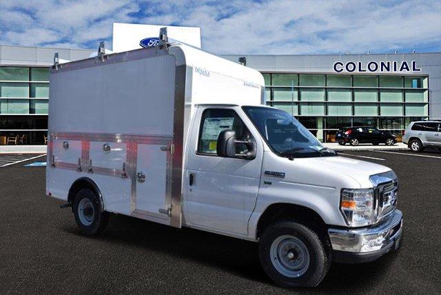 2018 E-350 4x2,  Dejana Truck & Utility Equipment Service Utility Van #N8199 - photo 1