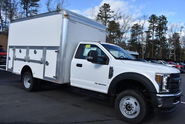 2019 F-550 Regular Cab DRW 4x4,  Dejana Truck & Utility Equipment DuraCube Max Service Utility Van #N8200 - photo 3